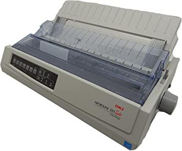 Amazon.com: Microline 321 Turbo Dot Matrix impresora de ...
