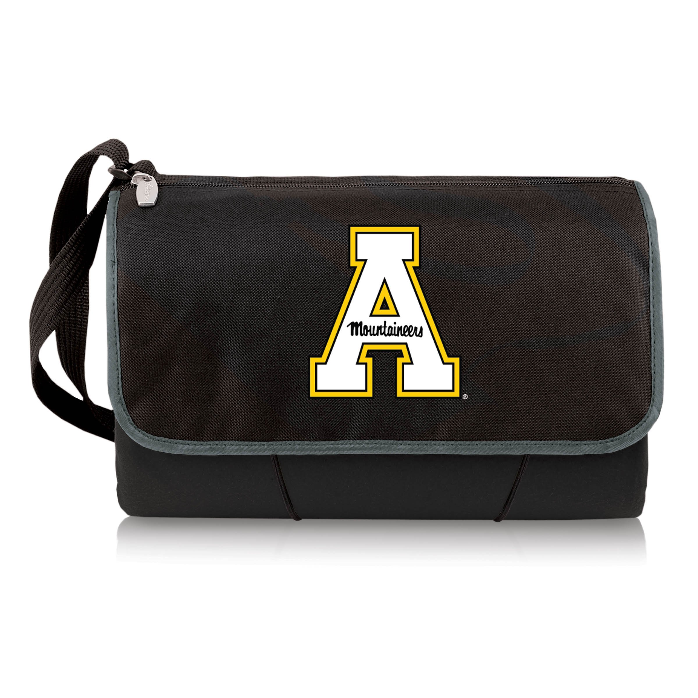 NCAA Appalachian State Mountaineers Outdoor Picnic Blanket Tote