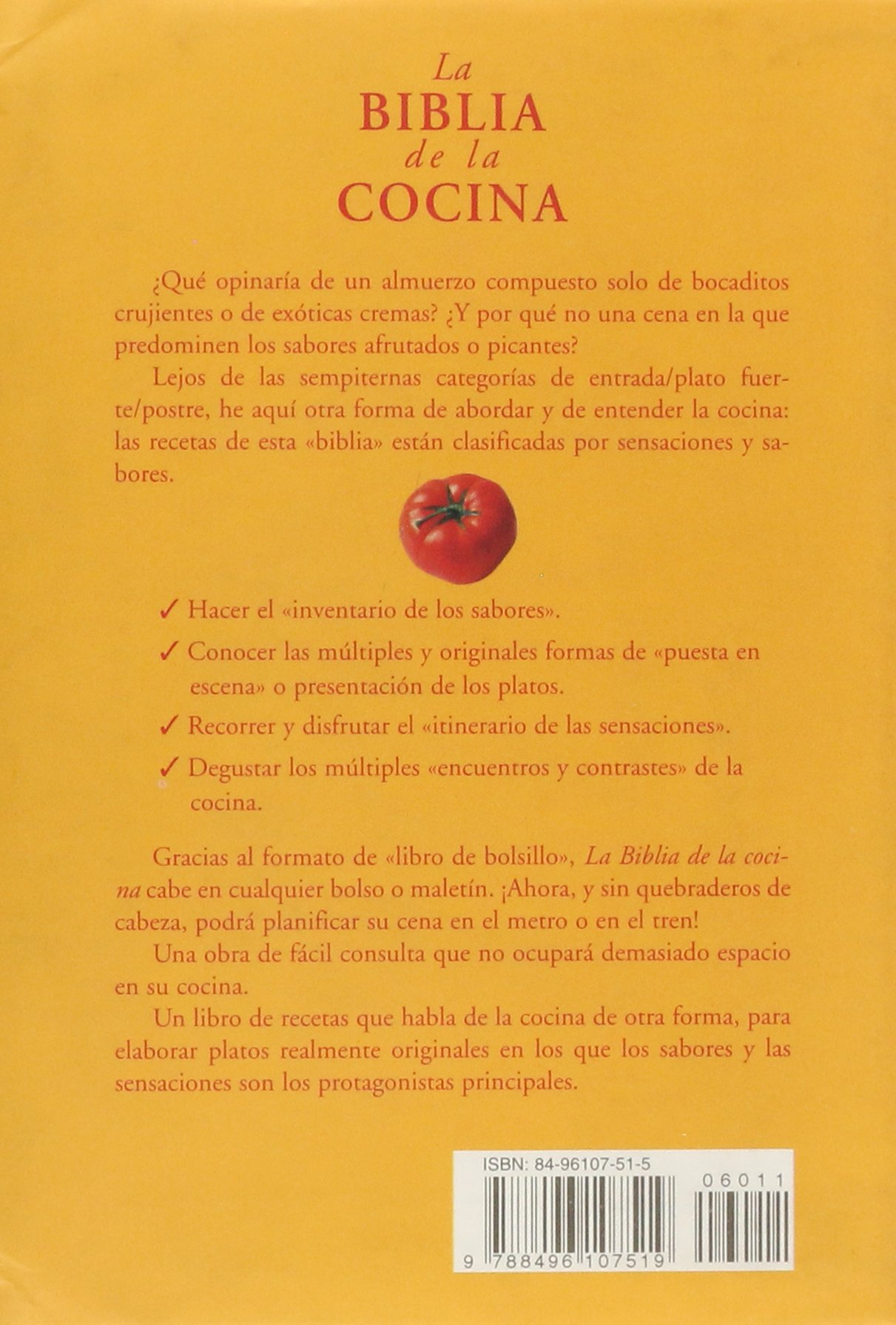 La Biblia de la Cocina / Kitchen\'s Bible: Todos los Gustos Estan en ...