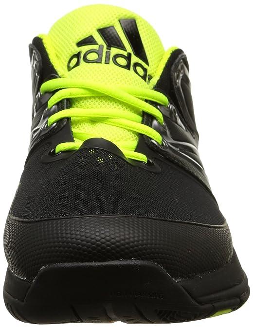 Herrenschuhe Adidas Herren Blau Stabil4ever Hallenschuhe