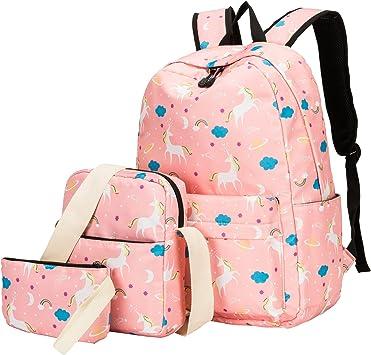 Sets of 12 School Backpack Kids