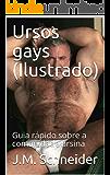 Ursos gays (Ilustrado): Guia rápido sobre a comunidade ursina