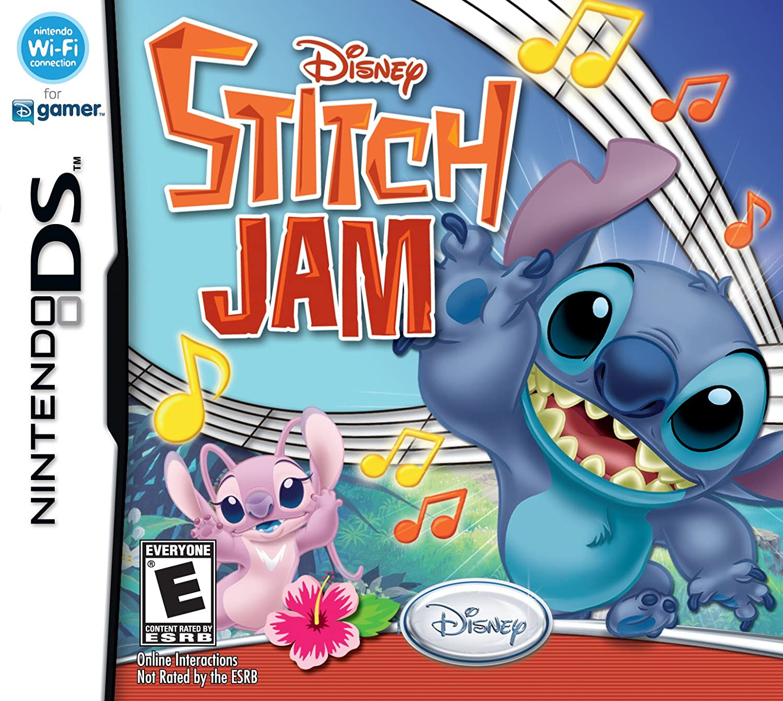 Amazon.com: Disney Stitch Jam (Nintendo DS): Video Games