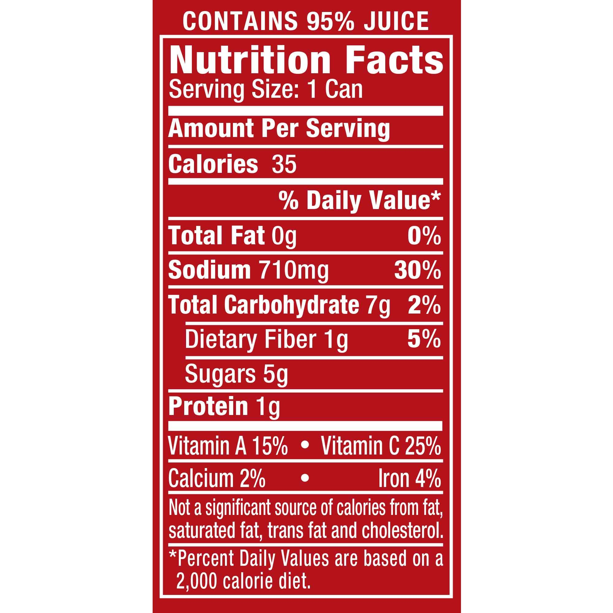 Mr & Mrs T Original Bloody Mary Mix, 5.5 Fluid Ounce Can, 24 Count by Mr. & Mrs. T (Image #3)