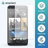 1x Panzerglas Folie für HTC One M7 • Panzerfolie mit 9H Härte • Blasenfreie Montage der Folie • Ultra-Dünn (0.3 mm) • Gerundete Kanten (2.5D) • Displayschutzfolie mit Anti-Fingerabdruck