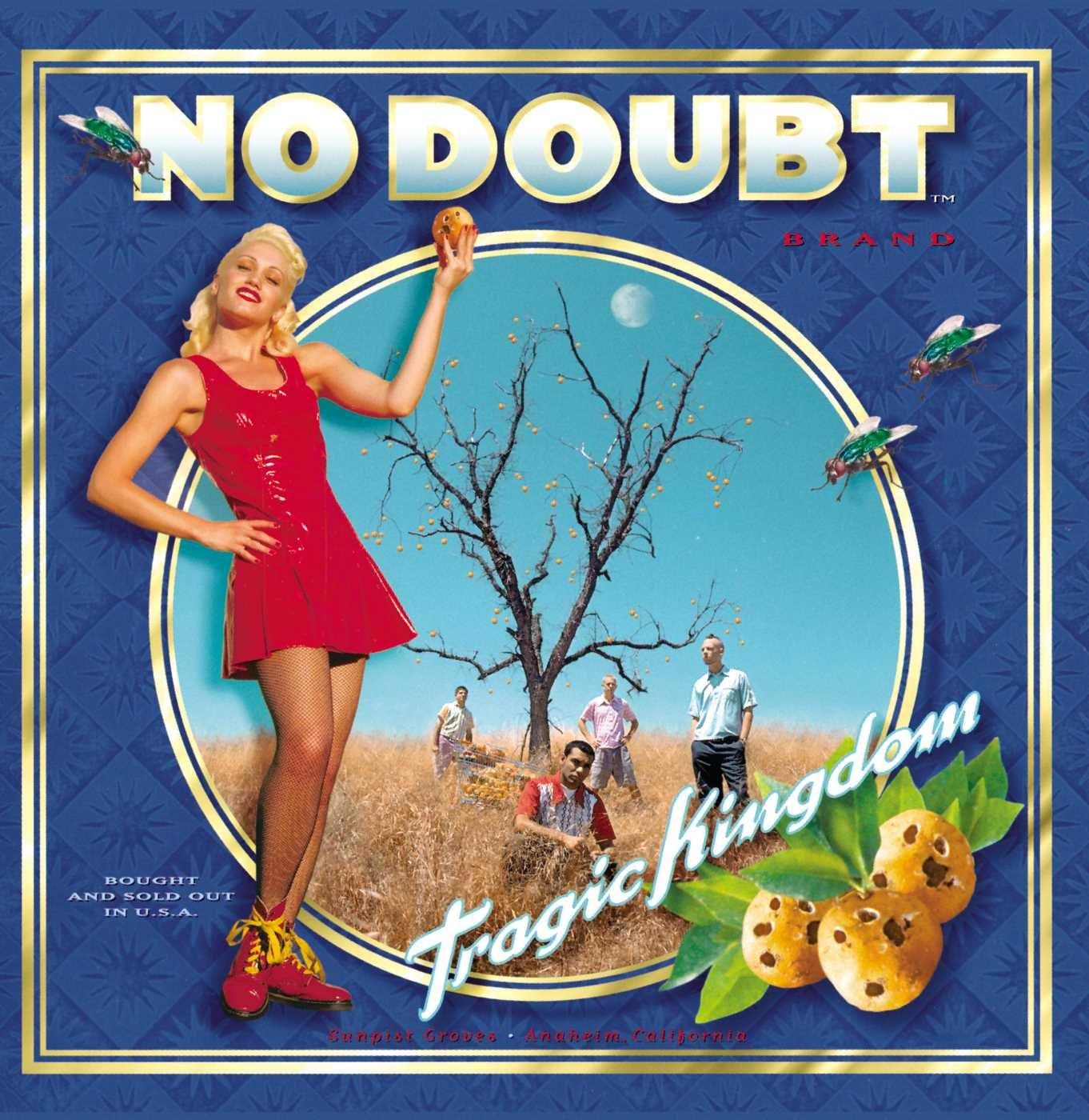 Tragic Kingdom - No Doubt: Amazon.de: Musik