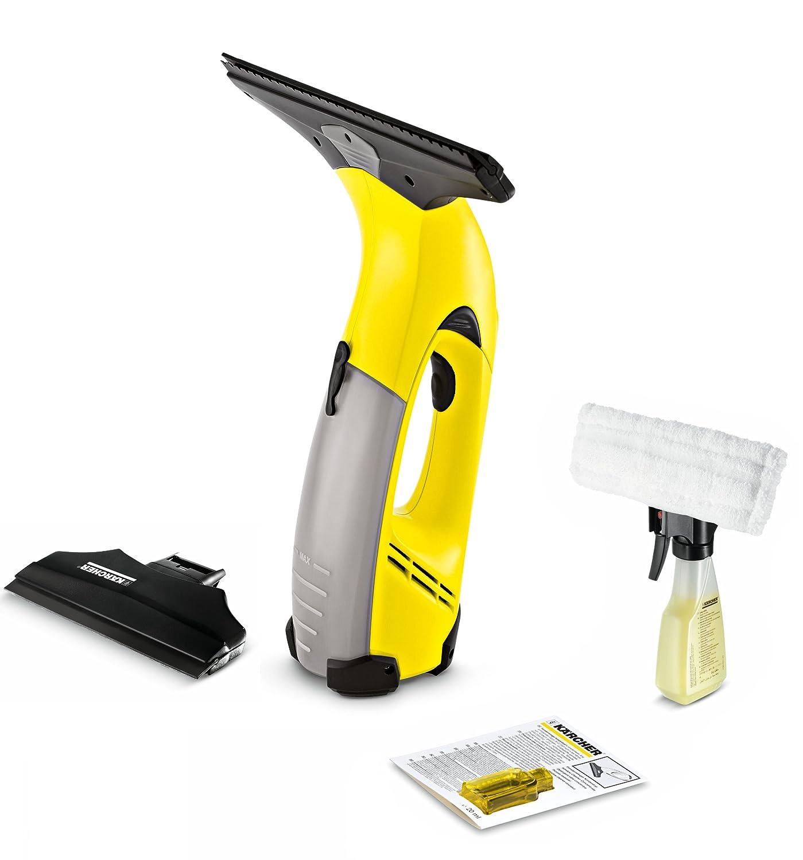 krcher wv60 window vac window cleaning vacuum kit amazoncouk diy tools - Window Cleaner Job Description