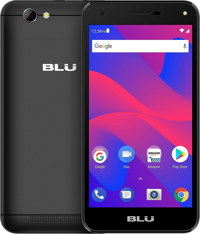 BLU Advance S5 HD - Desbloqueado Single Sim Smartphone, 16 GB + 1 ...