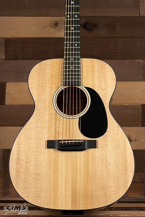 Martin 000-12E Koa Guitarra Acústica Eléctrica - Natural Sitka ...