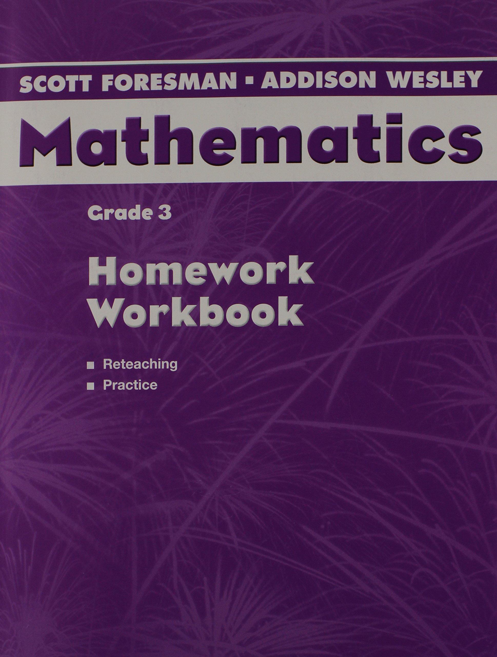 Amazon.com: Mathematics, Grade 3, Homework Workbook Answer Key ...