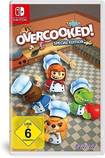 Overcooked! Gourmet Edition [Importación alemana]: Amazon.es ...