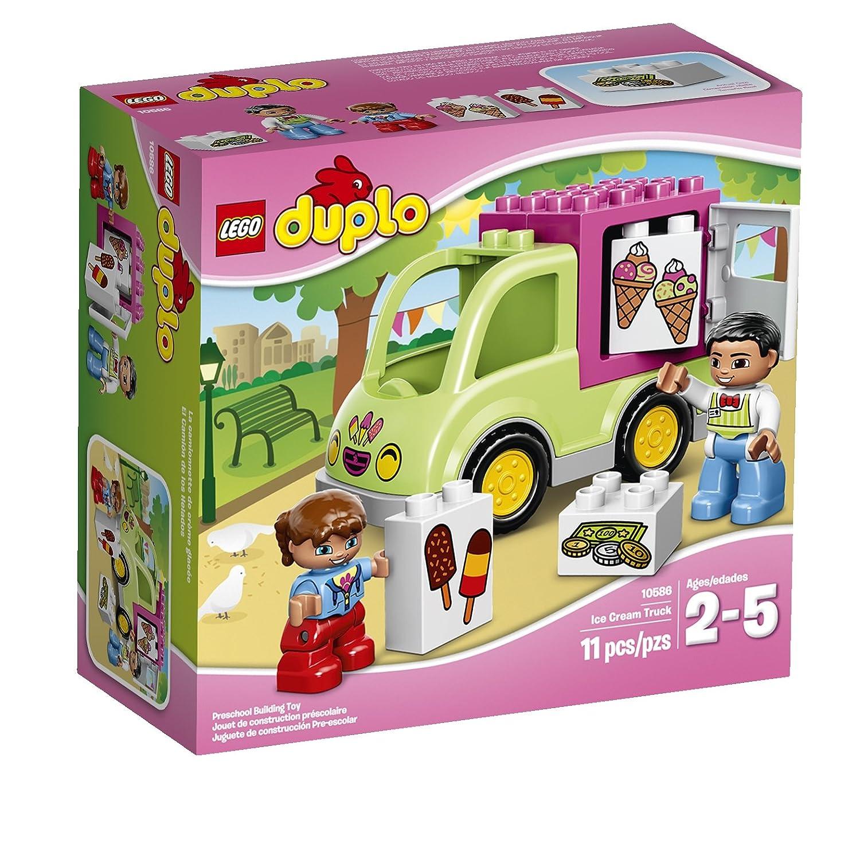 LEGO DUPLO Town Ice Cream Truck