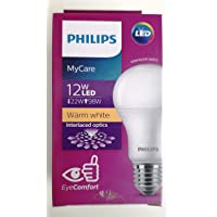Philips 929001916107 LEDBulb 12W 230V, Warm White (E27 3000K)