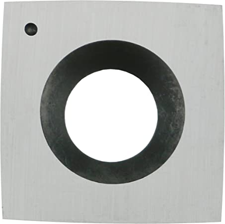 """15mm Square 2/"""" Radius Carbide Insert Cutter 4-Edge for Wood Working Turing Tool"""