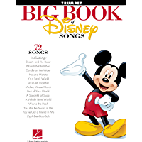 The Big Book of Disney Songs for Trumpet book cover
