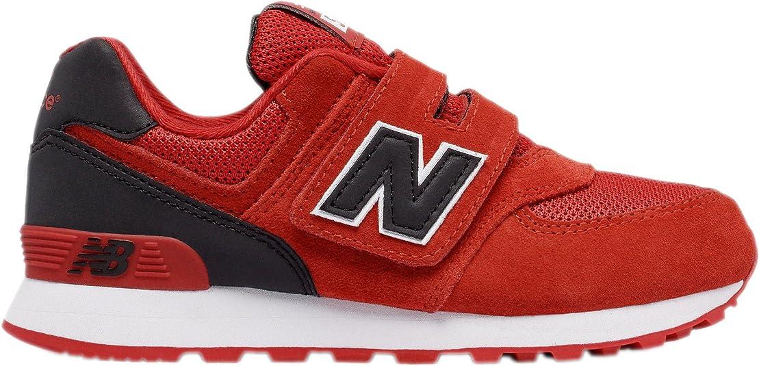 new balance 574 rojas niño