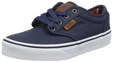 da5a079cc2 Vans Boys YT Atwood DX Low-Top Sneakers  Amazon.co.uk  Shoes   Bags