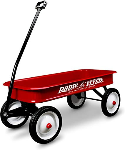Radio Flyer Classic Red Wagon Free Shipping