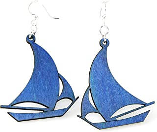 product image for Sailboat Earrings