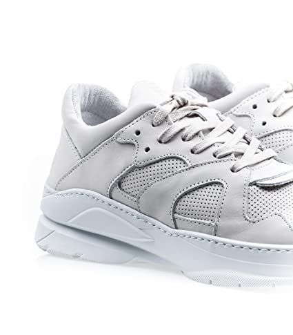 Filling Pieces Men s Trainers - White - 14.5  Amazon.co.uk  Clothing b2be5a26610