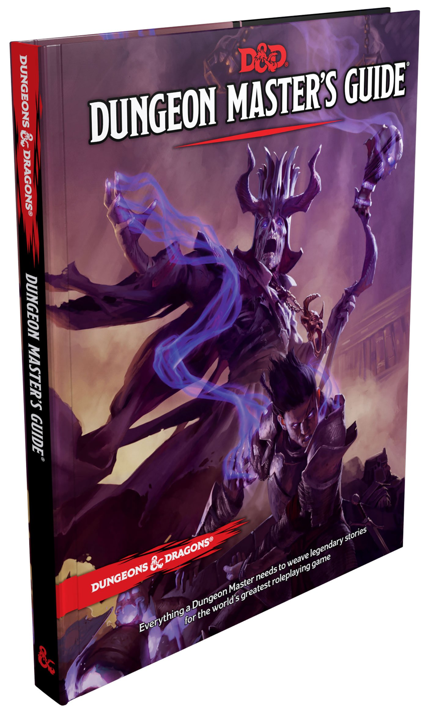 Dungeon masters guide dd core rulebook wizards rpg team dungeon masters guide dd core rulebook wizards rpg team 8601416371511 amazon books fandeluxe Gallery