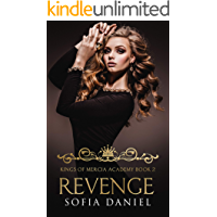 Revenge: An Elite High School Bully Romance (Kings of Mercia Academy Book 2) book cover