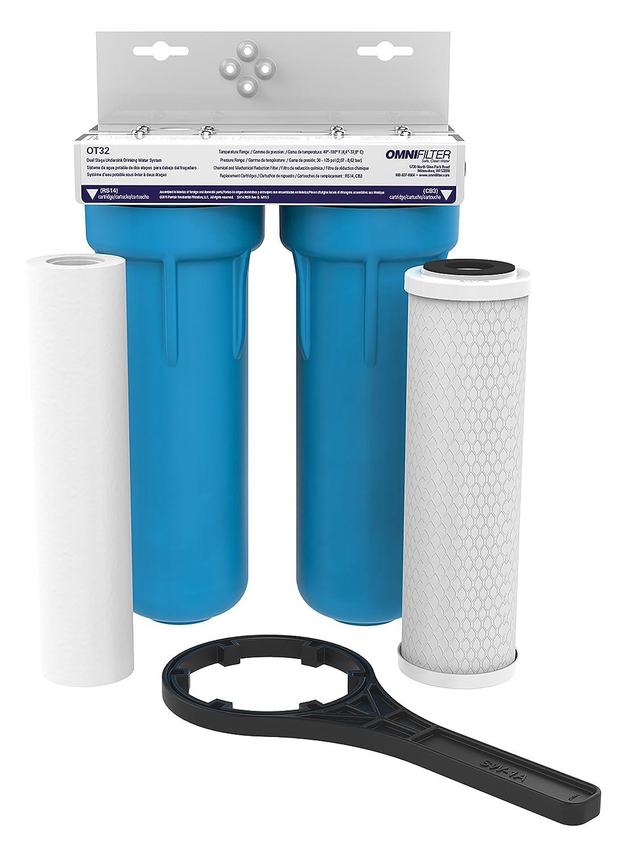 Amazon.com: OMNIFilter OT32-S-05 Drop-in Undersink Filter OT32: Home ...