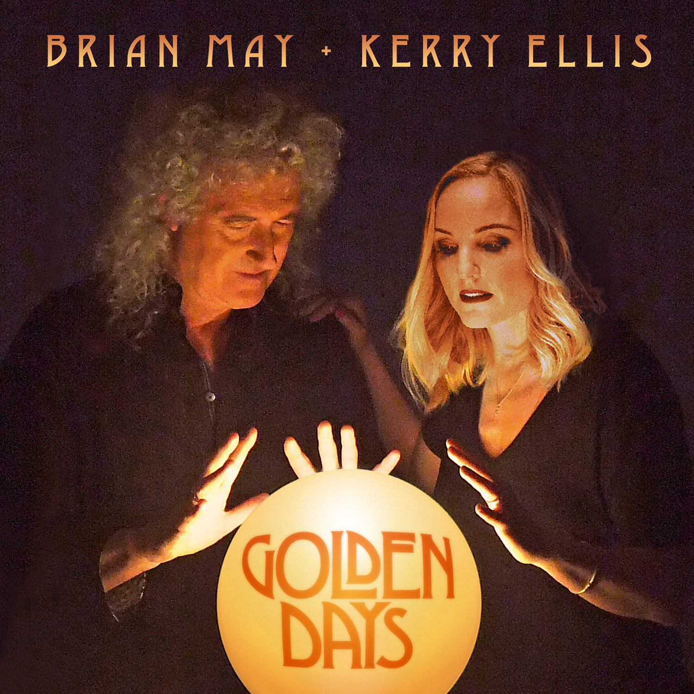 CD : Brian May - Golden Days (United Kingdom - Import)
