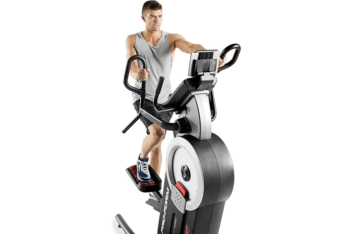 elliptical treadmill combo