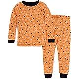 Burt's Bees Baby Baby Boys' Pajamas, Tee and Pant 2-Piece Pj Set, 100% Organic Cotton