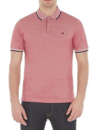da689e156 Ben Sherman Romford Polo EP4 Tonic Red  Amazon.co.uk  Clothing