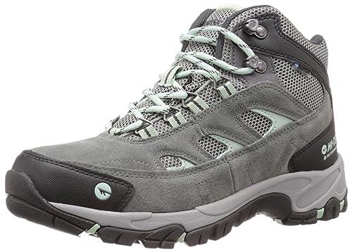a8918d4eb7c Hi-Tec Women's Wn Logan Mid Waterproof Hiking Boot