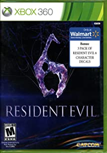 Resident Evil Xbox 360: Video Games - Amazon.com