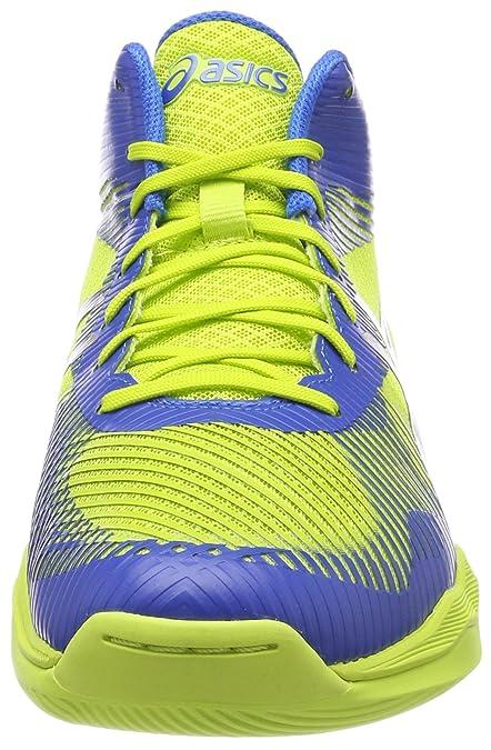 ASICS Volley Elite FF MT, Zapatos de Voleibol para Hombre