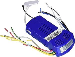 Fanimation WFR7912 fanSync Smart WiFi Receiver for Levon Custom Ceiling Fan, Blue