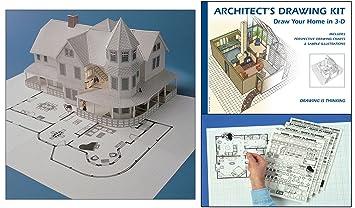 Design Works 3d Home Planner Architect Drawing Kit 3d Home Designer Kit  Bundle