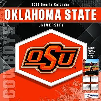 Amazon Turner Licensing Sport 2017 Oklahoma State Cowboys Team