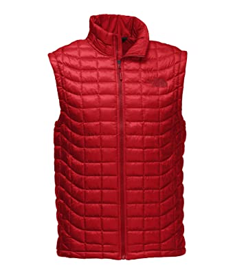 9e480a6a46 Amazon.com  The North Face Men s Thermoball Vest (Past Season)  Clothing