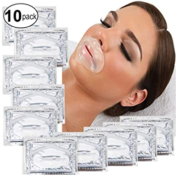 Amazon.com: Set kit de parches de gel Colágeno 10pcs ...
