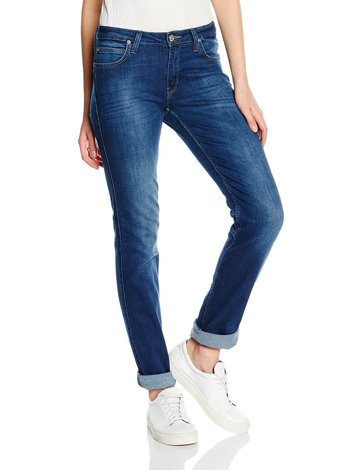 Lee Women's Marion Straight Jeans L301