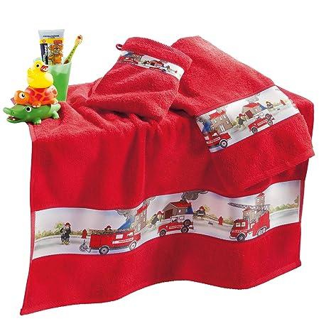 3-de chica sentada con búho de soporte para toallas de juego de pinceles de