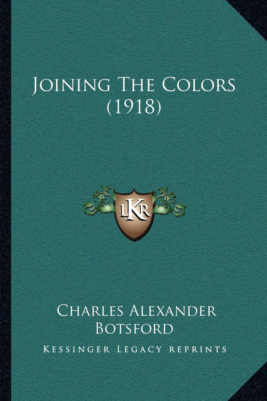 Download Joining The Colors (1918) pdf epub