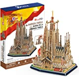 "CubicFun 3D Puzzle "" La Sagrada Familia - Barcelone """