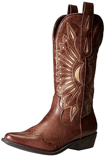 7d7ca9f97b5f Amazon.com | Coconuts by Matisse Women's Bandera Western Boot | Shoes
