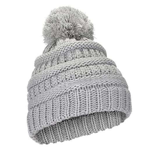 91a215e32ad Amazon.com  Kids Toddlers Cable Knit for Boys Girls