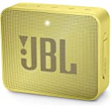 JBL JBLGO2SYL GO 2 Portable Bluetooth Waterproof Speaker (Yellow)