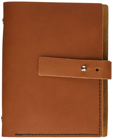 Amazon.com : Makro Paper s5-hn-Agenda Brown Leather Clair ...