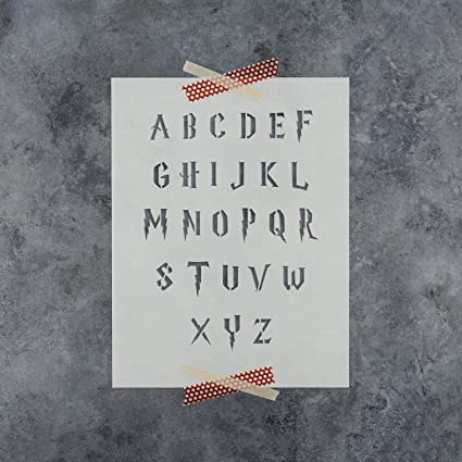 harry potter font download for android