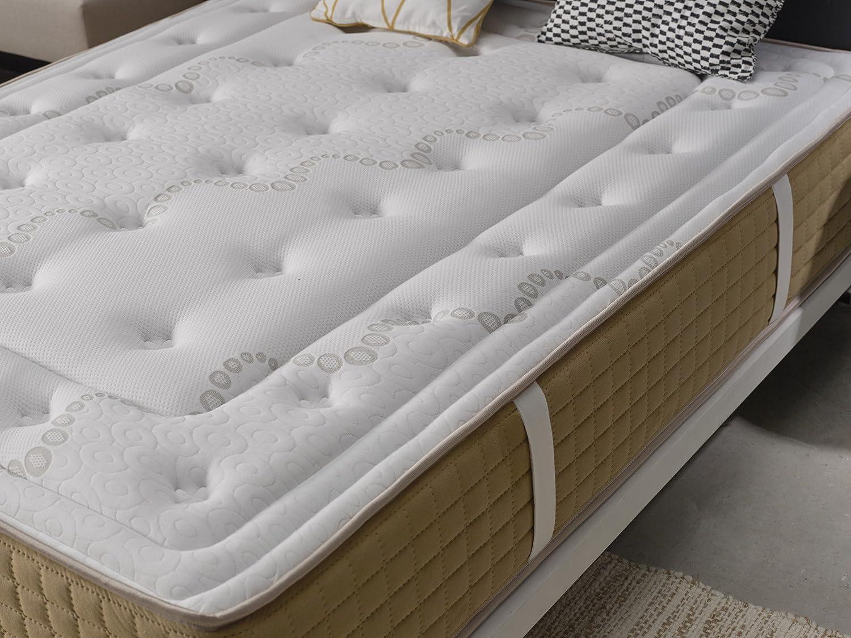 Living Sofa SIMPUR Relax | COLCHÓN Acabados VISCO Casual Bliss® 180X200 | 30 CM Grosor | Alta Durabilidad | Confort EXCELENTE | Altas PRESTACIONES del ...