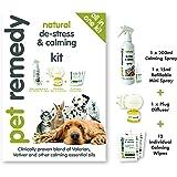 Pet Remedy Natural De-stress & Calming Kit